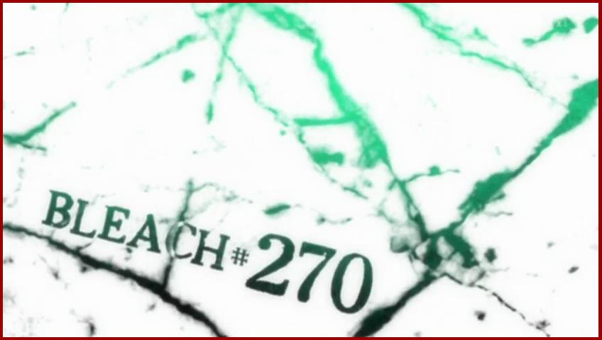Bleach 270 / Блич 270