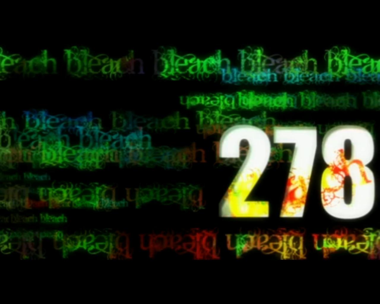 Bleach 278 / Блич 278