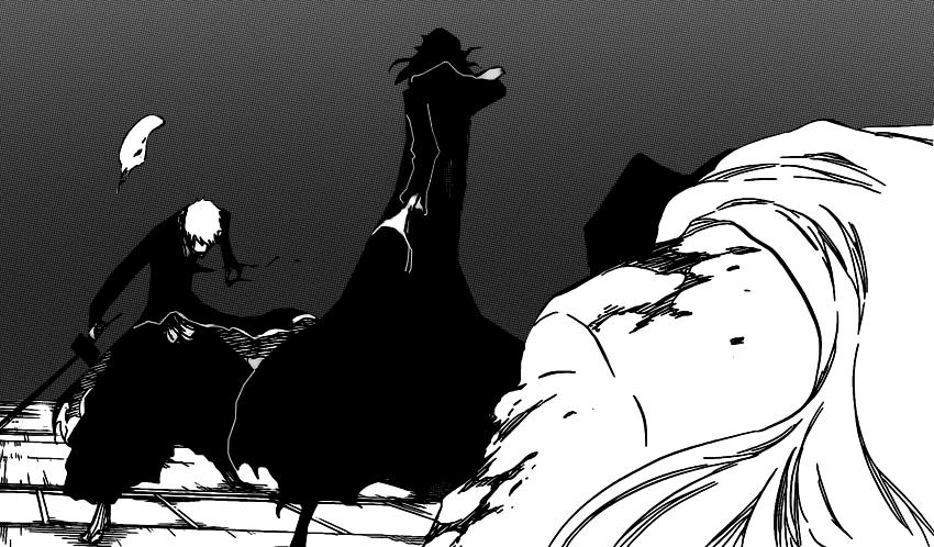 Блич манга 410 / Bleach manga 410