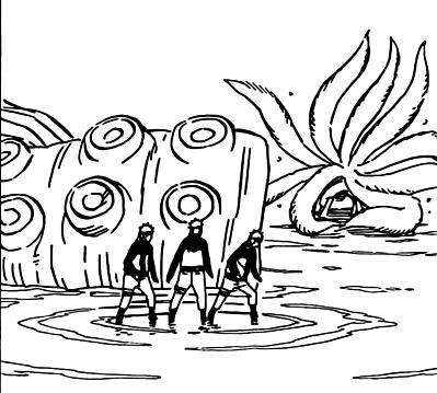 Наруто манга 497 / Naruto manga 497