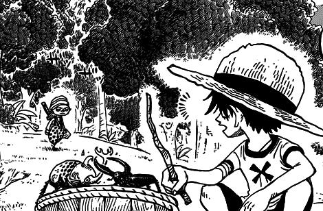 One Piece 588 / Ван Пис 588