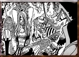 One Piece манга 595